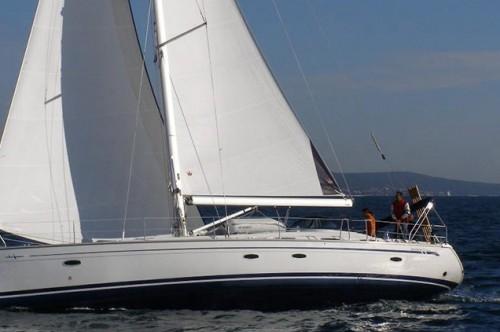 "Bavaria 46 Cruiser ""Eros"" - Yachts in Corfu"