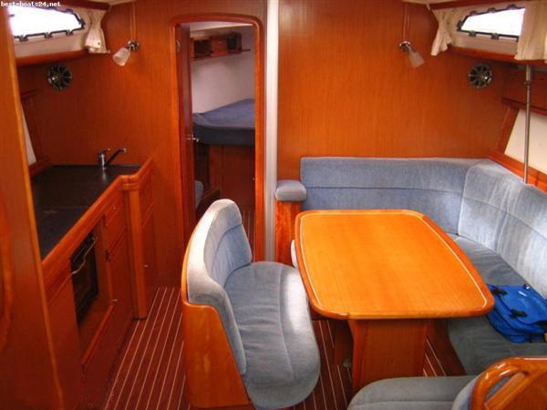 Bavaria 40 Yacht - Yachts in Corfu