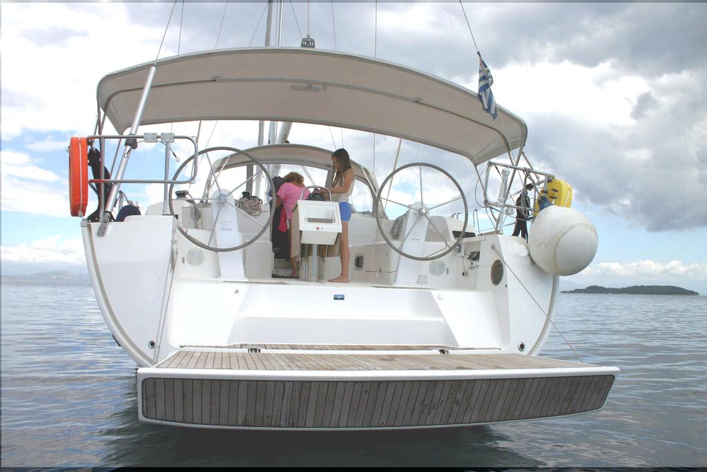 S/Y FRYNI Bavaria 46 Cruiser 2014 - Yachts in Corfu