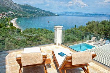 Prinias Villa Corfu