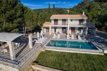 St Spyridon View Villa Corfu