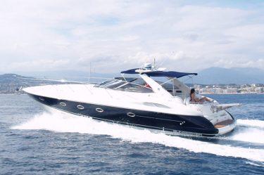 Sunseeker 46 motor yacht