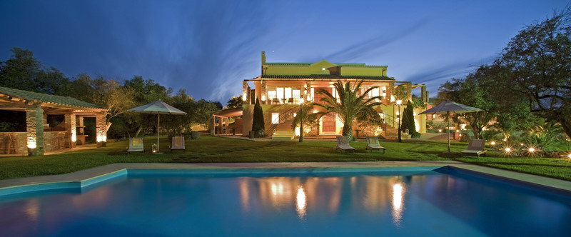 Imperial estate villas - villas in corfu