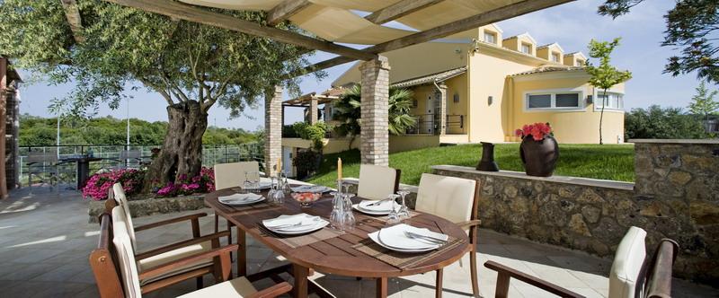 Imperial estate villa - villas in corfu
