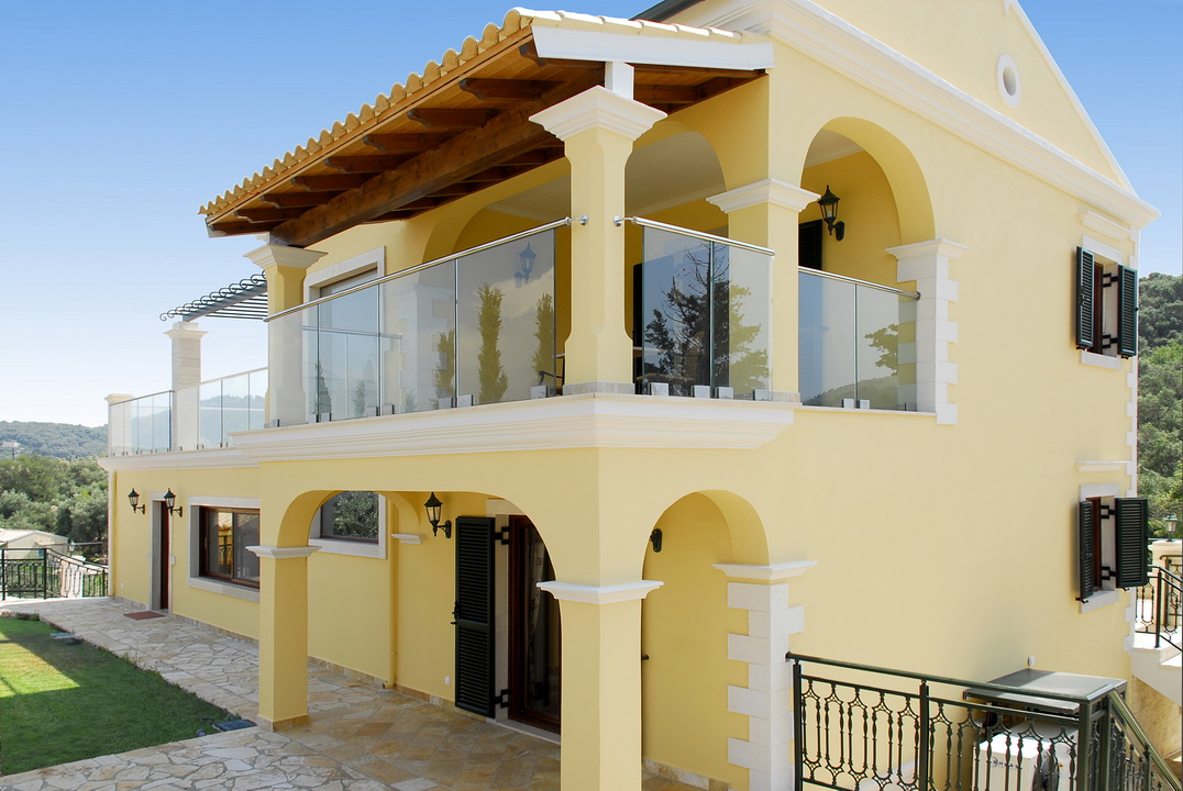 Soukia Beach Villa, Corfu, Greece